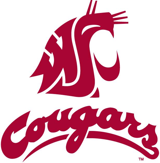 Washington State Cougars Logo Alternate Logo (1995-2010) -  SportsLogos.Net