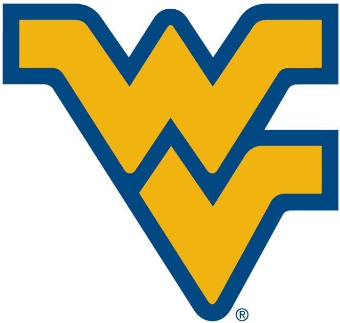 West Virginia Mountaineers Primary Logo - NCAA Division I (u-z ...