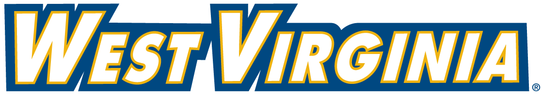 West Virginia Mountaineers Logo Wordmark Logo (2002-Pres) -  SportsLogos.Net