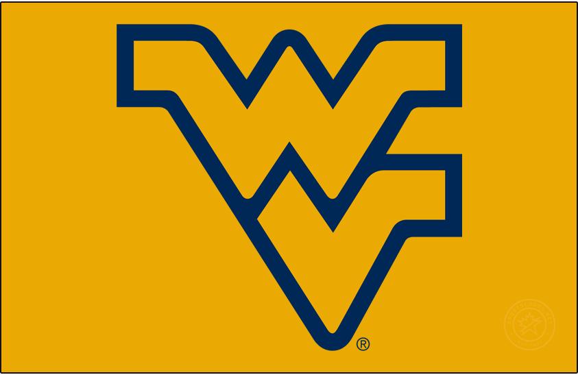 West Virginia Mountaineers Logo Alt on Dark Logo (2016-Pres) -  SportsLogos.Net