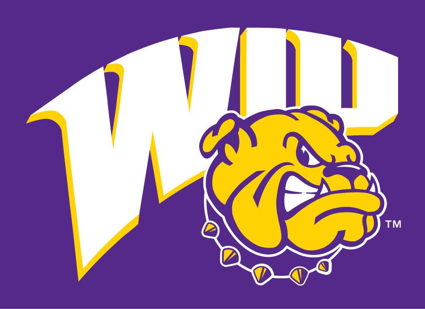 Western Illinois Leathernecks Logo Secondary Logo (1997-2017) - WIU sweep with Rocky head. SportsLogos.Net