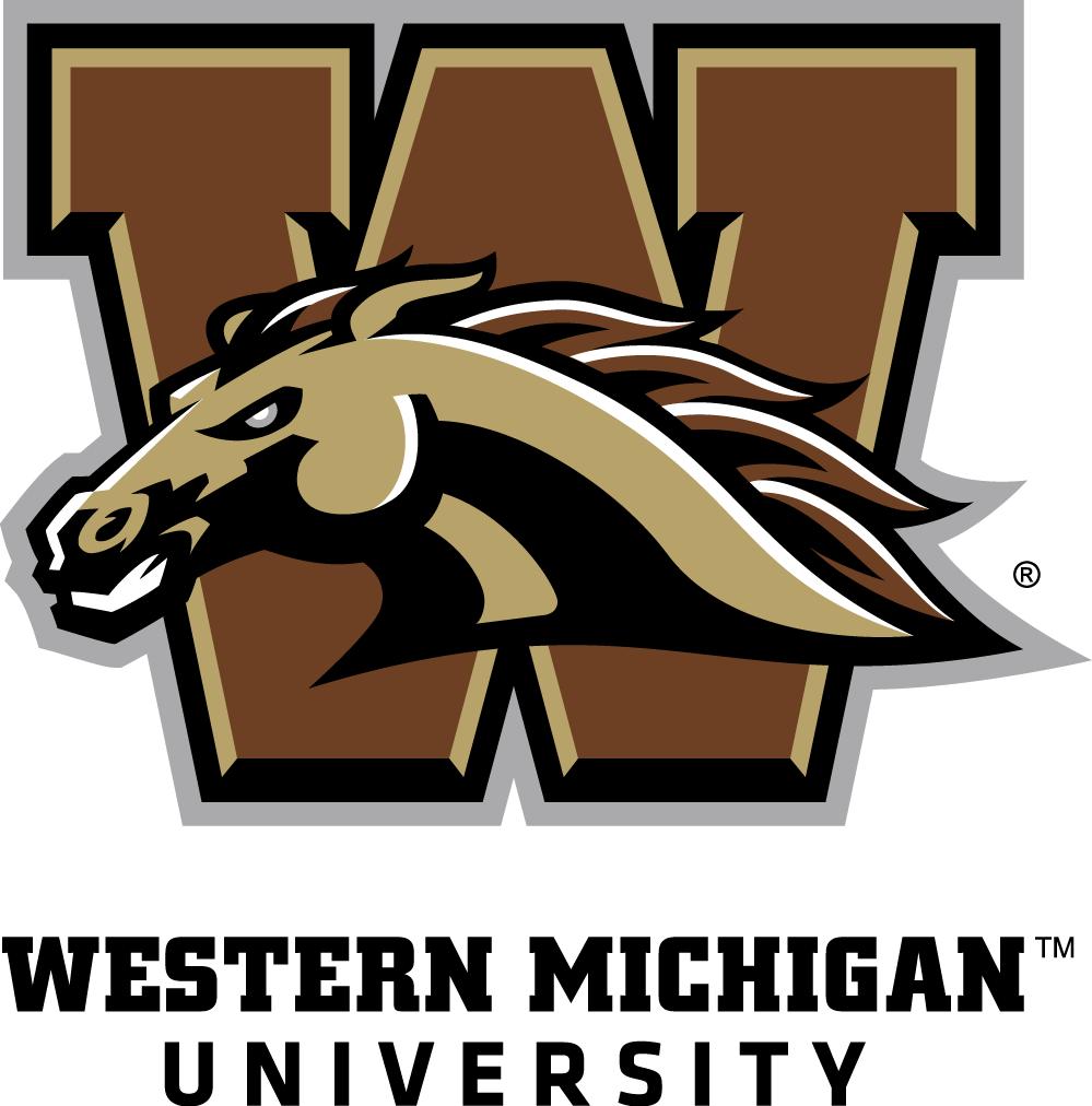 3a5eaaafd Western Michigan Broncos Secondary Logo - NCAA Division I (u-z ...