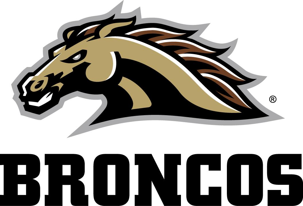 Western Michigan Broncos Logo Alternate Logo (2016-Pres) -  SportsLogos.Net