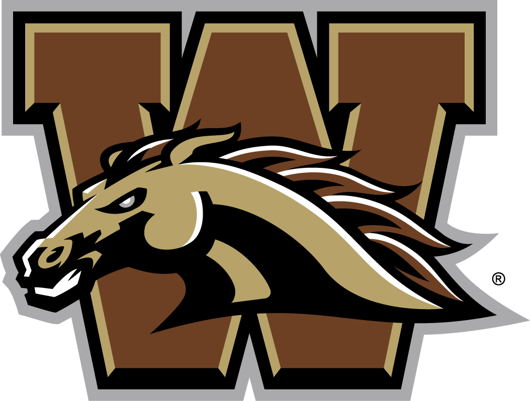 Western Michigan Broncos Logo Primary Logo (2016-Pres) -  SportsLogos.Net