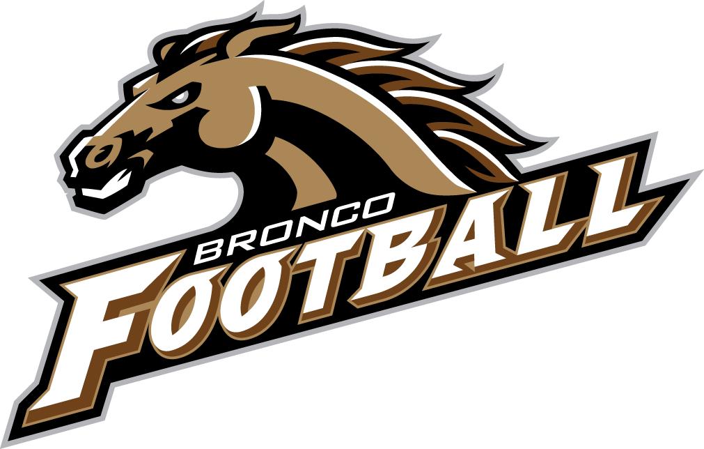 Western Michigan Broncos Logo Alternate Logo (1998-2015) -  SportsLogos.Net