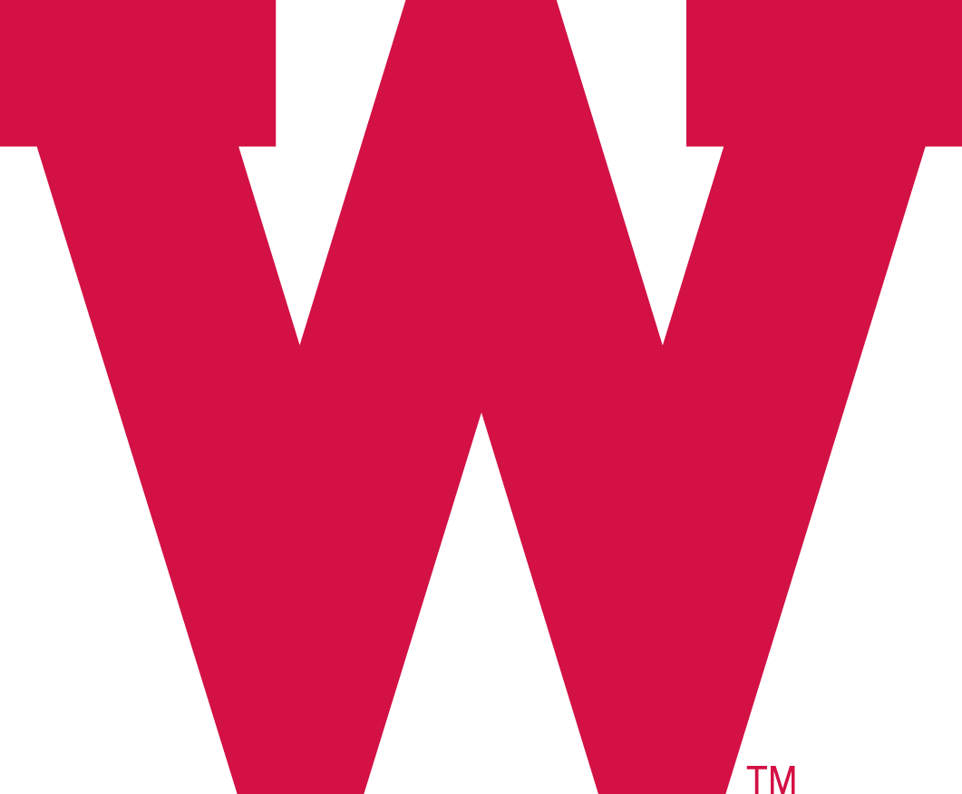 Wisconsin Badgers Logo Primary Logo (1970-1990) -  SportsLogos.Net