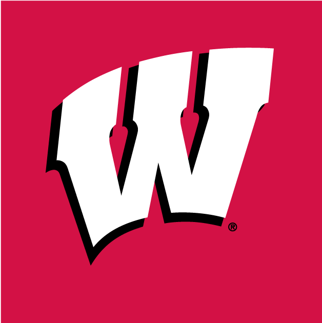 wisconsin badgers alternate logo ncaa division i u z