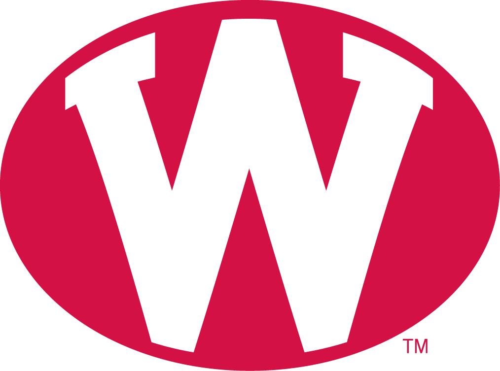 Wisconsin Badgers Logo Alternate Logo (1972-1977) -  SportsLogos.Net