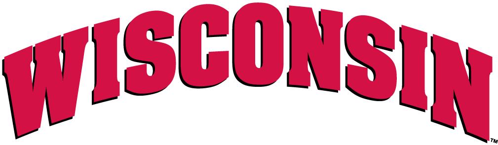 Wisconsin Badgers Logo Wordmark Logo (2003-2017) -  SportsLogos.Net