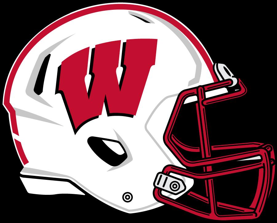 Wisconsin Badgers Helmet Helmet (2017-Pres) -  SportsLogos.Net