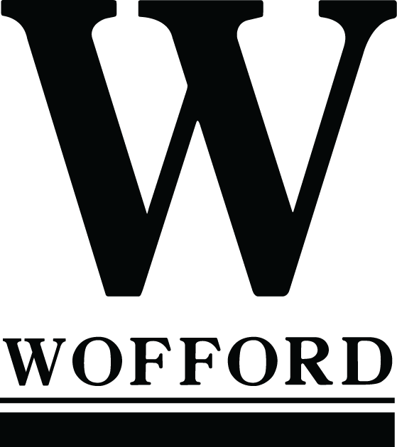 Wofford Terriers Logo Primary Logo (1987-2014) - Black W over two lines  SportsLogos.Net