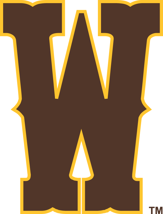 Wyoming Cowboys Logo Secondary Logo (2013-Pres) -  SportsLogos.Net