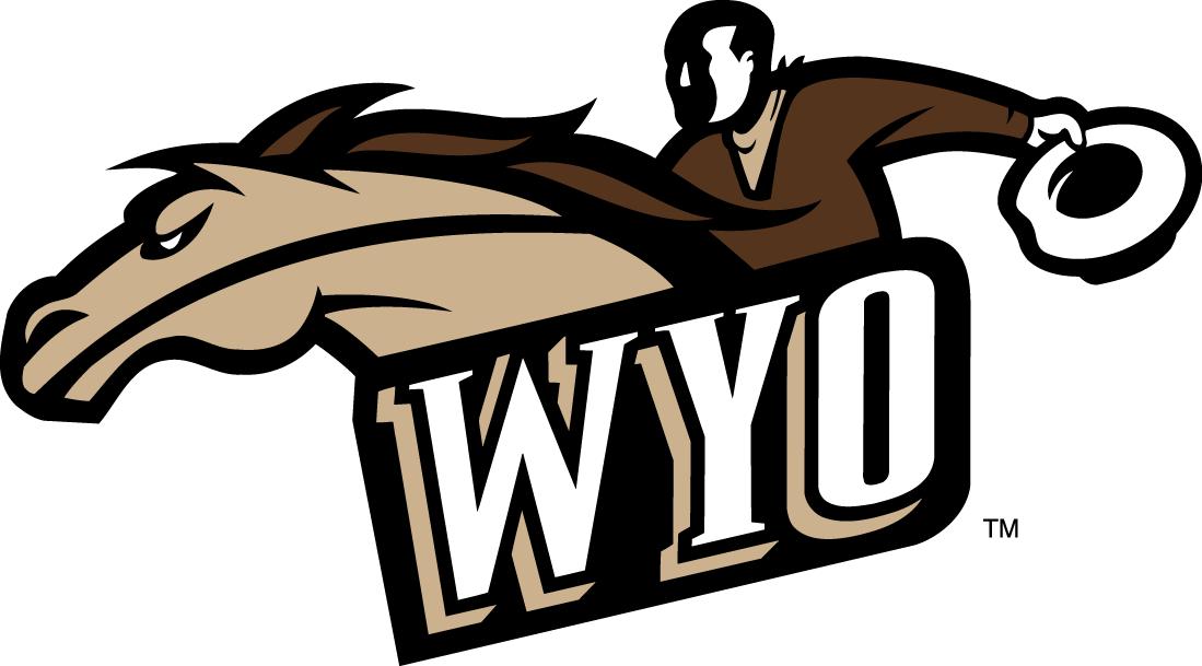 Wyoming Cowboys Logo Alternate Logo (1997-2006) -  SportsLogos.Net