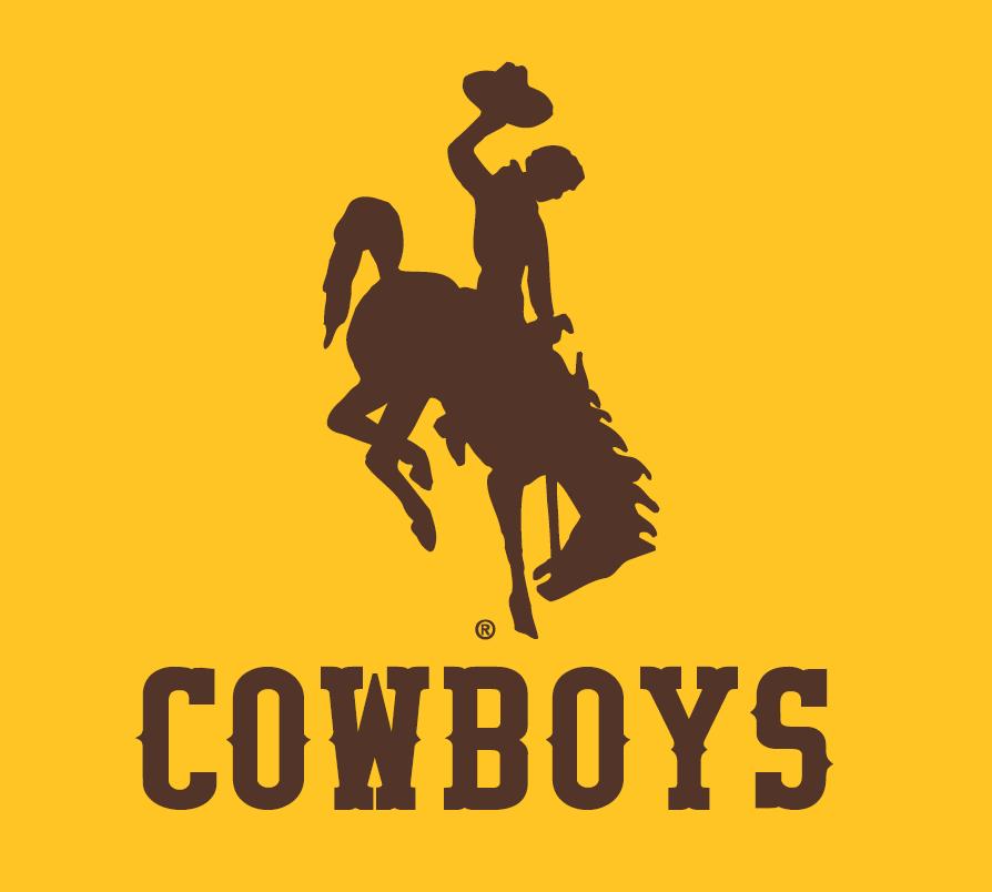 Wyoming Cowboys Alternate Logo Ncaa Division I U Z