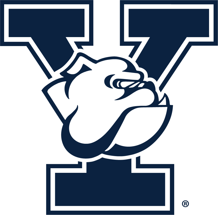 Yale Bulldogs Logo Primary Logo (1997-2019) - Y-Dog, Y Bulldog logo. Originally released in 1995, became the Primary in 1997 for over 2 decades. SportsLogos.Net