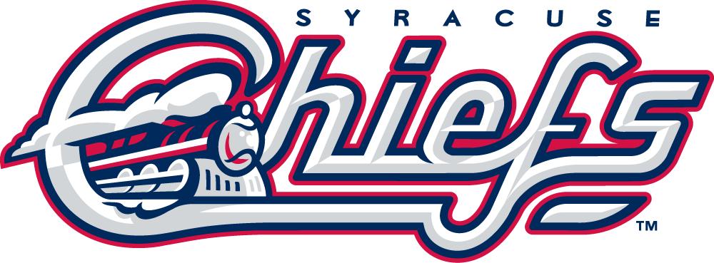 Syracuse Chiefs Logo Primary Logo (2016-2018) -  SportsLogos.Net