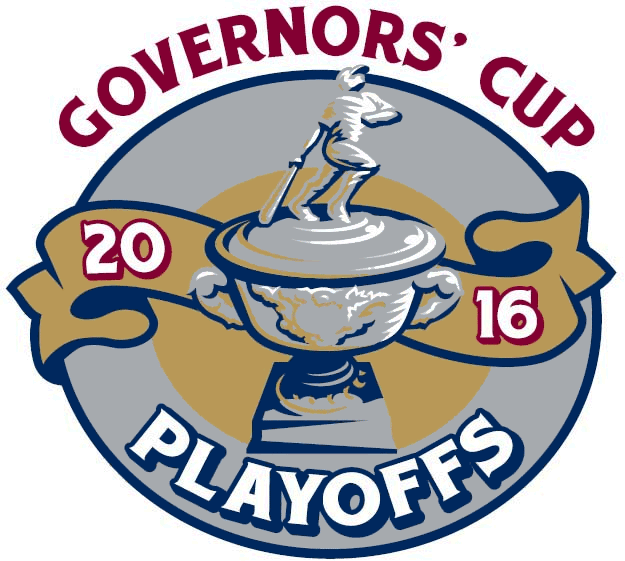 Governors Cup Primary Logo - International League (IL
