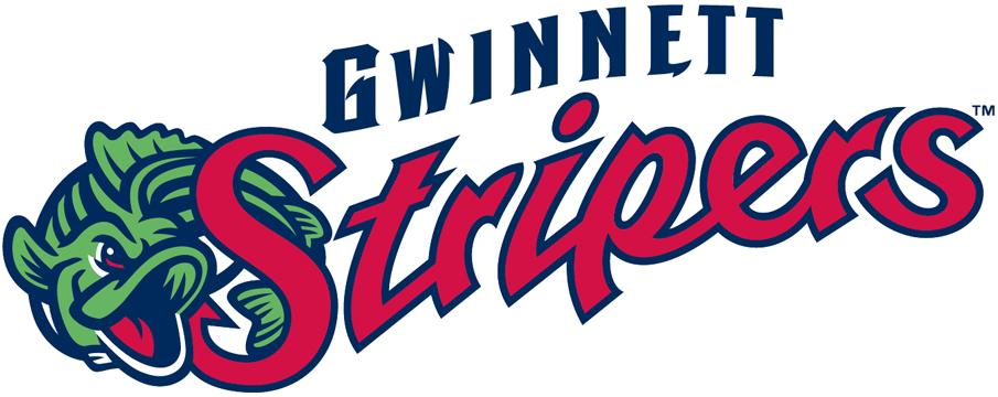 Gwinnett Stripers Logo Primary Logo (2018-Pres) -  SportsLogos.Net