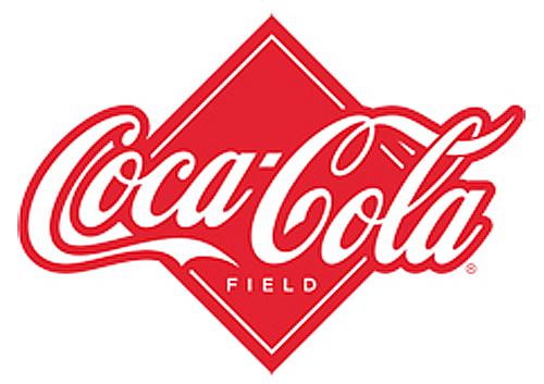Buffalo Bisons Logo Stadium Logo (2009-Pres) - Coca-Cola Field Logo - Buffalo, NY SportsLogos.Net