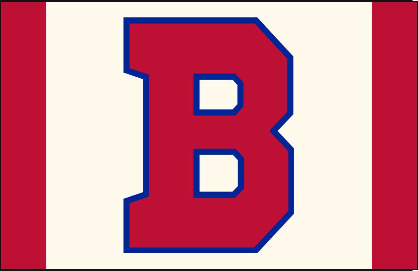 Buffalo Bisons Logo Cap Logo (2013-Pres) - Alternate 1 Caps Mark SportsLogos.Net