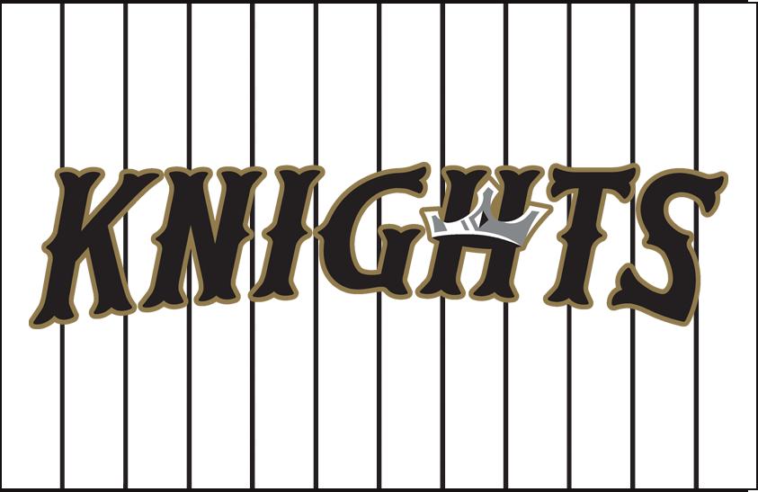 Charlotte Knights Logo Jersey Logo (2014-Pres) - Home jersey wordmark SportsLogos.Net