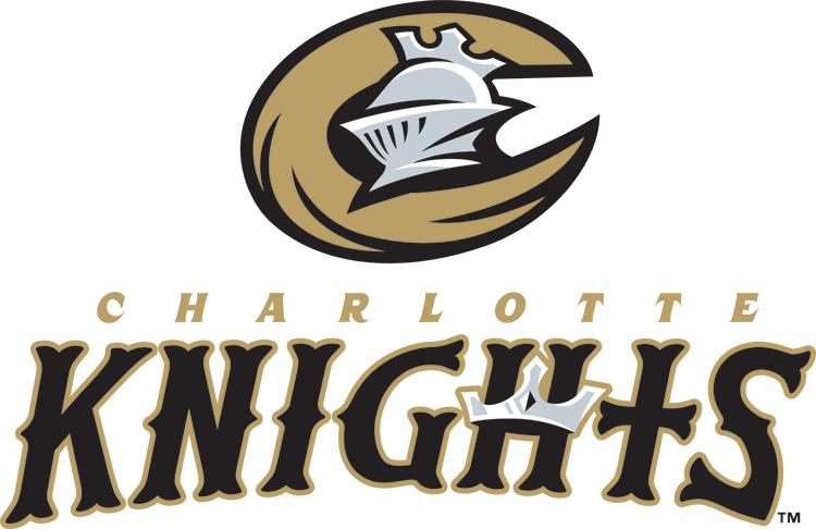 Charlotte Knights Logo Unused Logo (2014) -  SportsLogos.Net