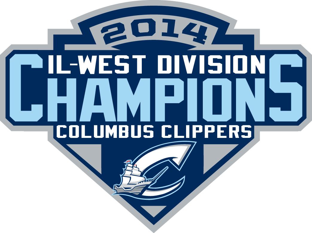 Columbus Clippers Logo Champion Logo (2014) -  SportsLogos.Net