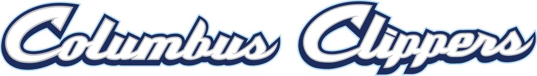 Columbus Clippers Logo Wordmark Logo (2009-Pres) -  SportsLogos.Net
