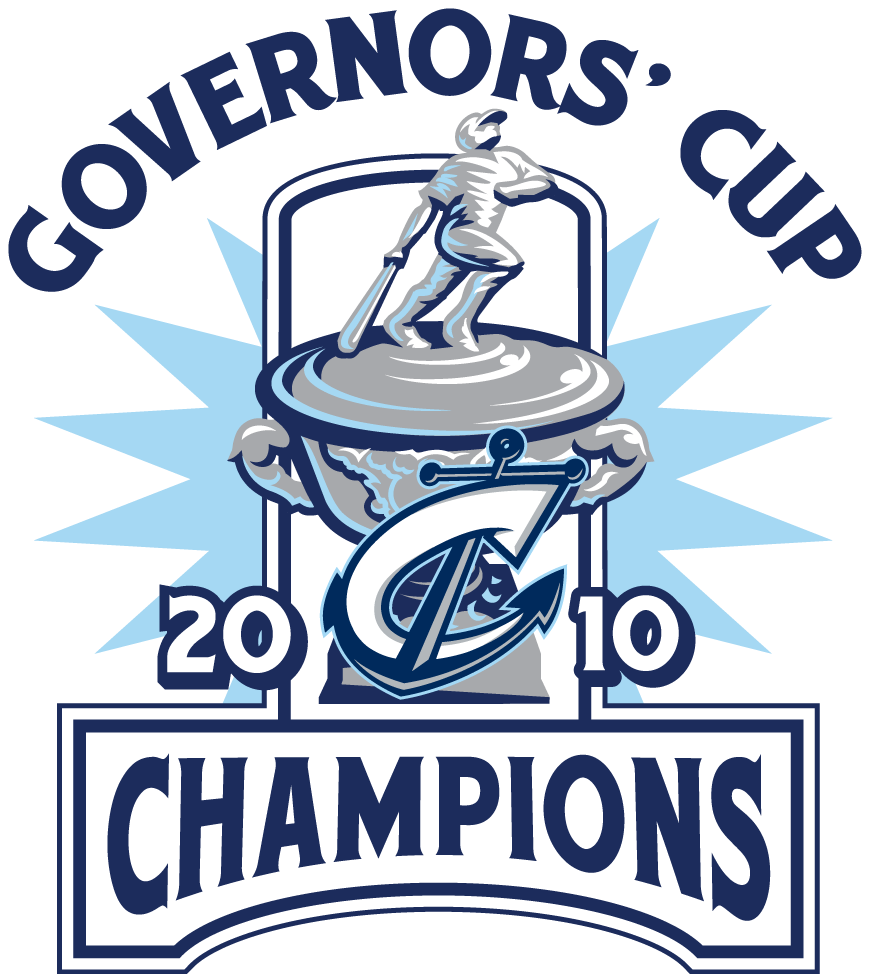 Columbus Clippers Logo Champion Logo (2010) -  SportsLogos.Net