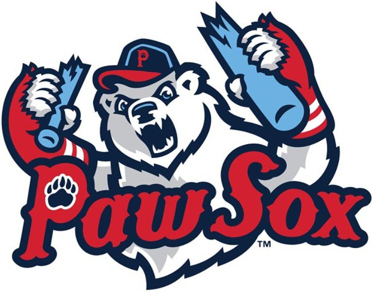 Pawtucket Red Sox Logo Alternate Logo (2015-Pres) -  SportsLogos.Net