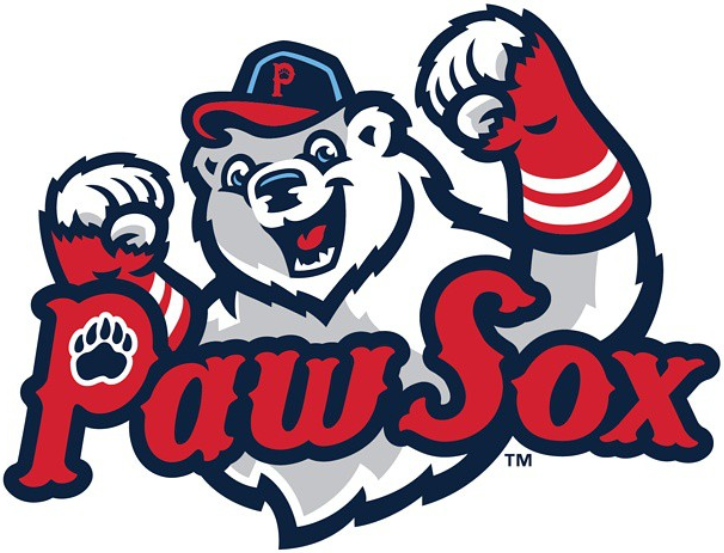 Pawtucket Red Sox Logo Primary Logo (2015-Pres) -  SportsLogos.Net