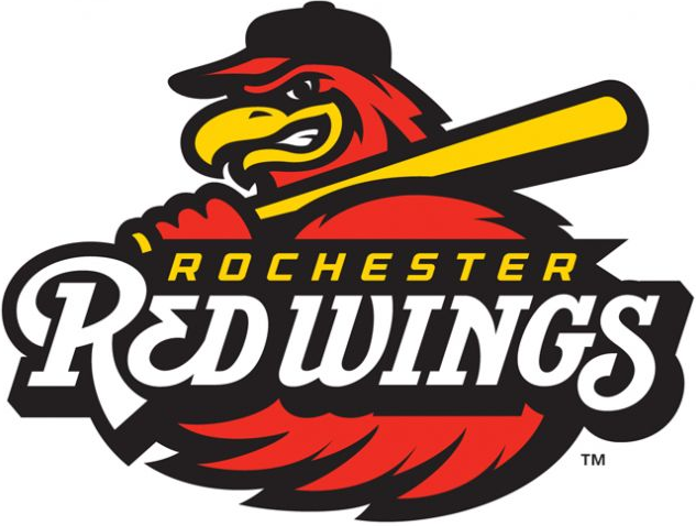 Rochester Red Wings Logo Primary Logo (2014-Pres) -  SportsLogos.Net