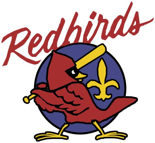 Louisville Redbirds Logo Primary Logo (1998) - Team transfers to International League from American Association, logo remains the same SportsLogos.Net