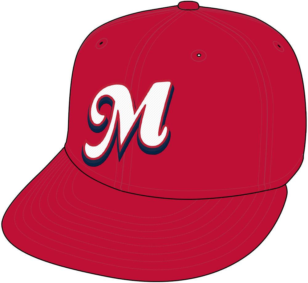 Memphis Redbirds Cap Cap (2008-2014) - Home cap SportsLogos.Net