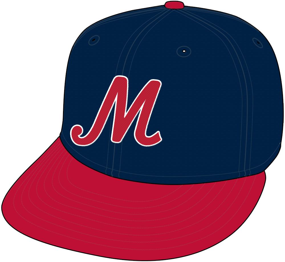 Memphis Redbirds Cap Cap (2015-2016) - Alternate and BP Cap SportsLogos.Net