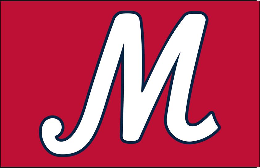Memphis Redbirds Logo Cap Logo (2015-2016) - Home cap SportsLogos.Net