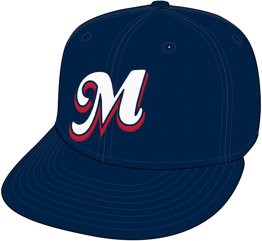 Memphis Redbirds Cap Cap (2008-2014) - Road cap SportsLogos.Net