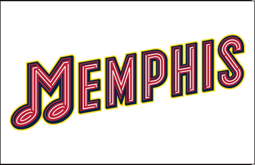 Memphis Redbirds Logo Jersey Logo (2017-Pres) - Home Jersey crest SportsLogos.Net