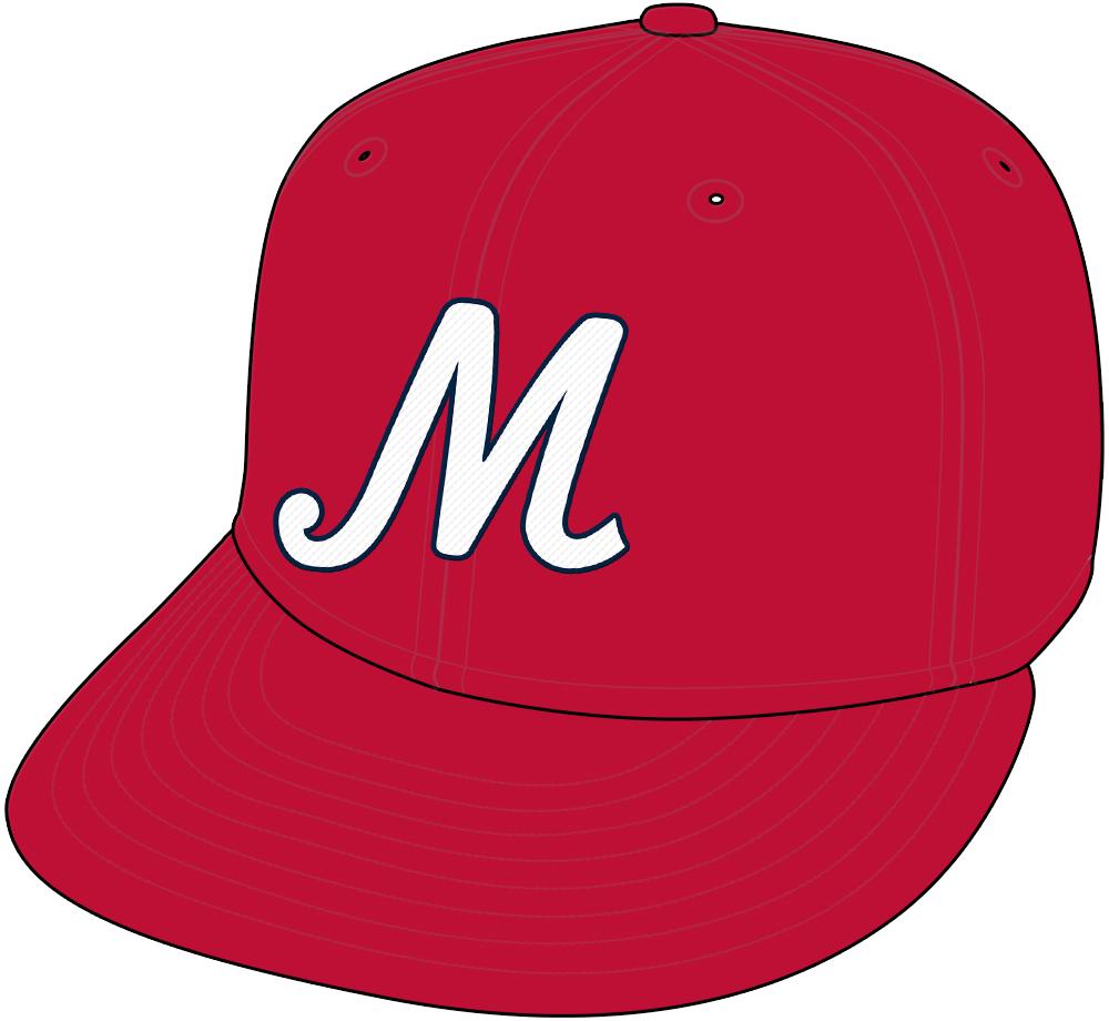 Memphis Redbirds Cap Cap (2015-2016) - Home Cap SportsLogos.Net