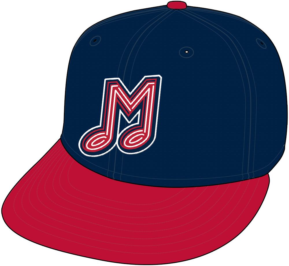 Memphis Redbirds Cap Cap (2017-Pres) - Alternate Cap SportsLogos.Net