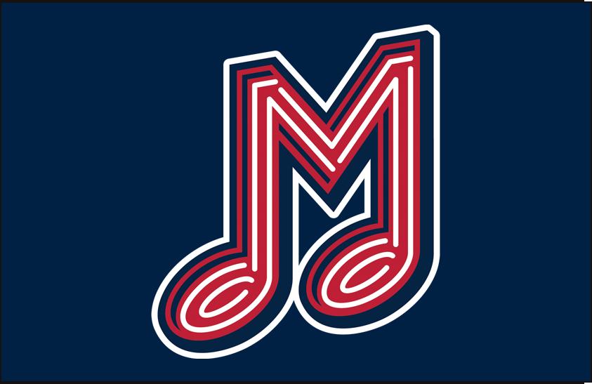 Memphis Redbirds Logo Cap Logo (2017-Pres) - Alternate Cap SportsLogos.Net