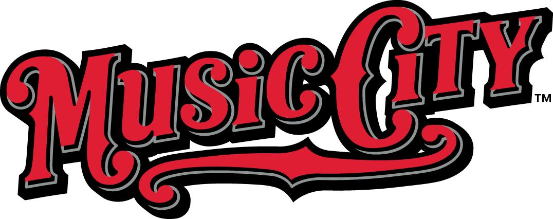 Nashville Sounds Logo Wordmark Logo (2015-2018) -  SportsLogos.Net