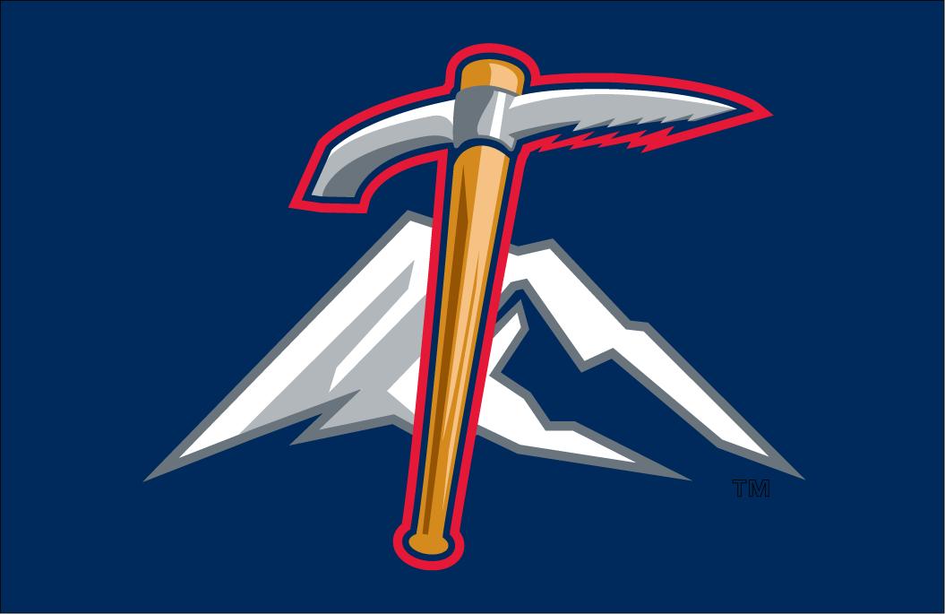 Tacoma Rainiers Logo Cap Logo (2015-Pres) - Ball practice cap logo SportsLogos.Net