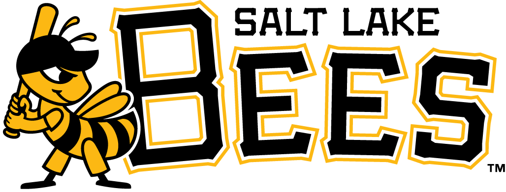 Salt Lake Bees Logo Primary Logo (2015-Pres) -  SportsLogos.Net