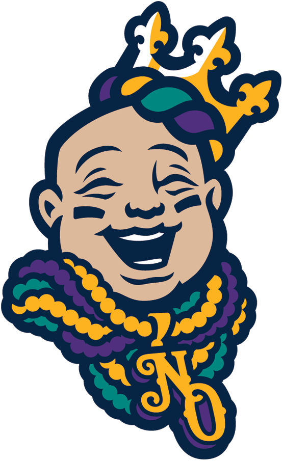 New Orleans Baby Cakes Logo Alternate Logo (2017-Pres) -  SportsLogos.Net