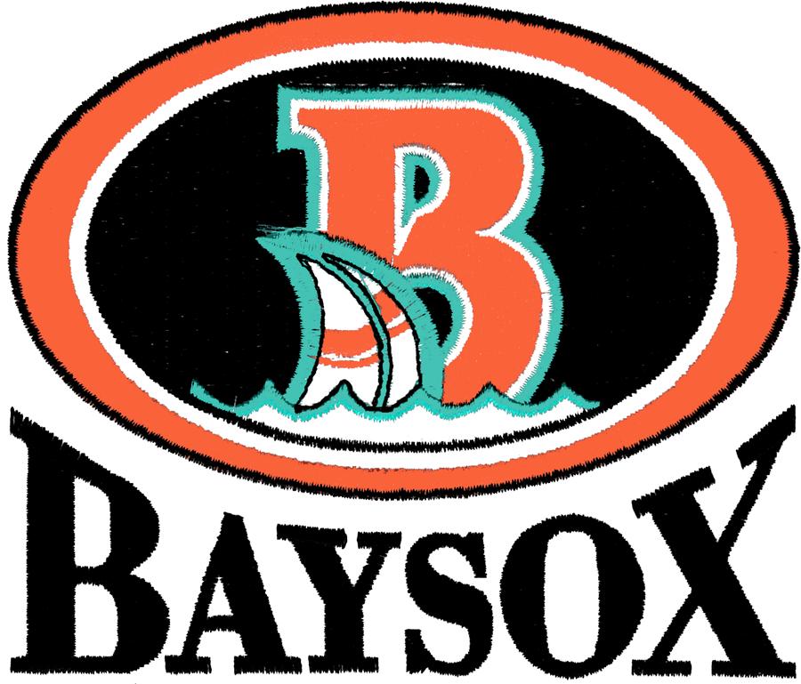 Bowie BaySox Logo Primary Logo (2000-2001) -  SportsLogos.Net