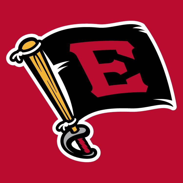 Erie SeaWolves Logo Cap Logo (2013-Pres) - Alternate cap logo SportsLogos.Net