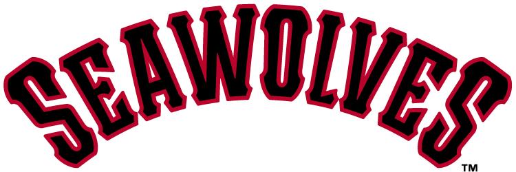 Erie SeaWolves Logo Wordmark Logo (2013-Pres) -  SportsLogos.Net