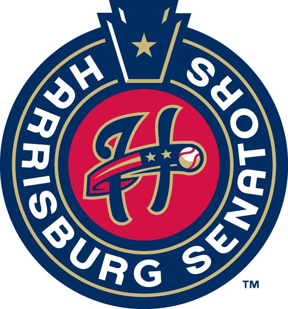 Harrisburg Senators Logo Primary Logo (2013-Pres) -  SportsLogos.Net
