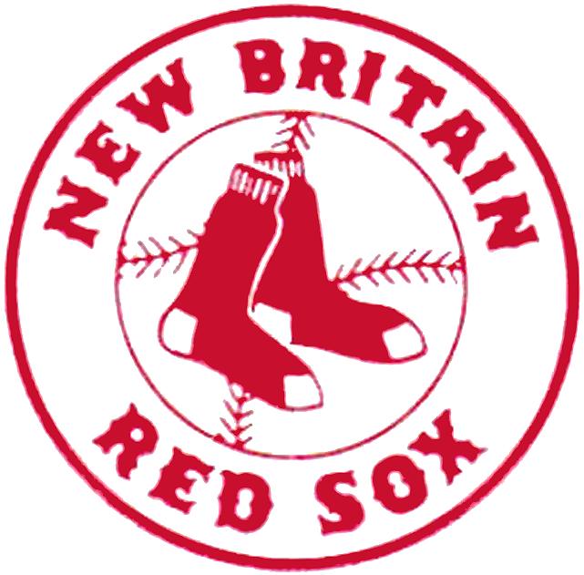 New Britain Red Sox Logo Primary Logo (1990-1994) -  SportsLogos.Net